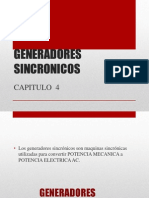 GENERADORES SINCRONICOS