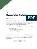 Hydrometer Analysis