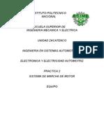 Practica Elecricidad - Sistema de Marcha - Copia