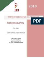 Anexo 16 Proyecto Educativo Del Programa de Ingenieria Industrial