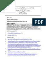 MPRWA Agenda Packet 03-13-14