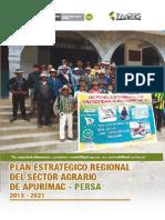 Plan Estratégico Regional del Sector Agrario de Apurímac - PERSA 2013-2021
