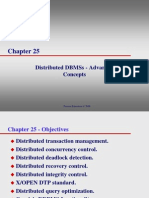 Lecture07 Distributed DBMSs - Advanced Concepts Ch25
