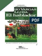 El Hablador - Mario Vargas Llosa