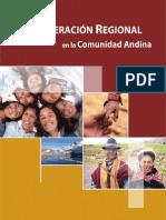 La cooperación regional en la comunidad andina