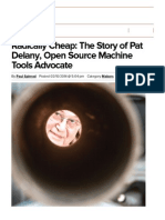 Radically Cheap_ the Story of Pat Delany, Open Source Machine Tools Advocate _ MAKE