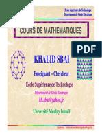 Cours Math Sf