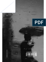 La Muerte Del Autor por Roland Barthes