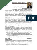 Cv Patricio Espinoza Bonilla 2014