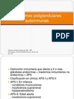 S+¡ndromes poliglandulares autoinmunes