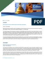 Myanmar Property Market Beat Vol 7 - March 01 - March 07 - 2014