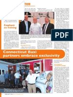 baxi partners in action feature in wholesaler magazine feb 2014