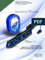 Sample Graduation Program 2013 3-19-2013