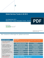 Geography Trends Report - Q3 2013 - Preview Deck