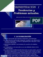 Admon. Tendencias y Problemas Actuales (1)