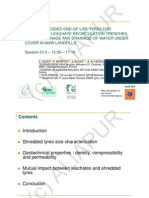 10 - Drainage Symposium Sardaigne Presentation Anglais