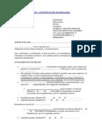 MODELO de Contradiccion de Demanda en ODSM en Proceso Ejecutivo