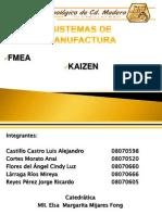 2.3 FMEA 2.4 KAIZEN, 5-9 S´s