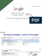 Google Busqueda Avanzada