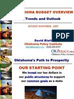 OK Budget Outlook_Oct09