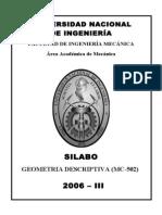 SylabusMC502