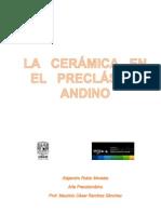 3.2.1 Ensayo Preclasico Andino