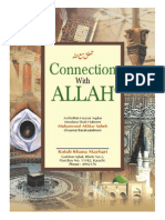 Connection to Allah