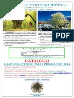 Catalogo Forestal 2013 14