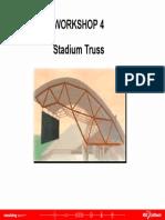 Workshop 4 Stadium Truss