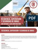 Solo Lima - Residencia Supervision y Seguridad de Obras