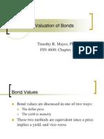 Bond Valuation 435