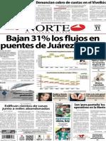 Periódico Norte edición impresa día 11 de marzo 2014