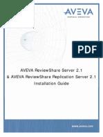 ReviewShare Server and ReviewShare Replication Server 2.1 Install Guide