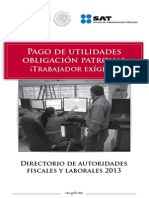 Directorio Ptu 10042013