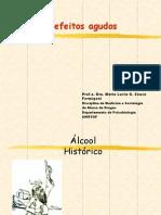 psicobio12b - uso e efeitos agudos do álcool