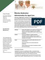 Quambie Park Medicate Case Study Print