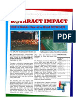 Rotaract Impact - Second Issue