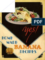 Banana Recipes 2