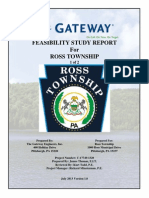Ross Township Feasibility Study Report