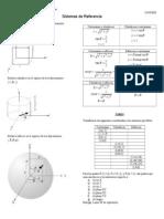 Formulario de Geometria Analitica
