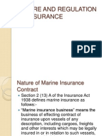 Insurance Regulations