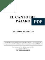 Canto Del Pajaro - Anthony de Mello