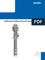 SJMVertical Mixed Flow Pumps en E10016 6 2008
