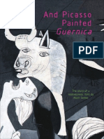And Picasso Painted Guernica (Art Painting)