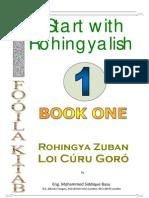 Rohingya Language Book A-Z