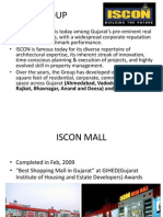Swot of Iscon Mall