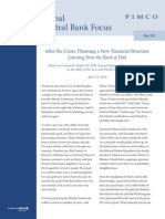 Paul McCulley -- Learning From the Bank of Dad May10