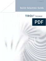 Quick Selection Guide-Trox