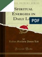 Spiritual Energies in Daily Life 1000013241