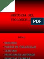 Historia Del Violoncello GABO